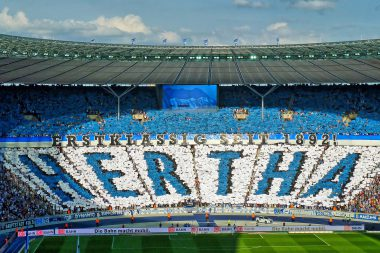 Hertha BSC 380x253 - Hertha Fan 1981